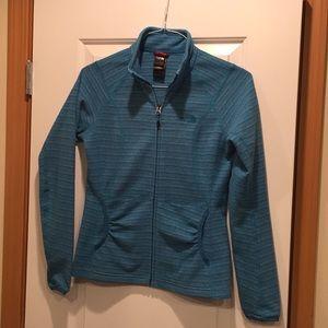 North Face Fleece Full Zip Jacket